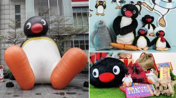 超巨大Pingu入侵台北啦!「企鵝家族40週年快閃店」限定一個月,特搜超萌周邊、巨型扭蛋機好拍好玩~