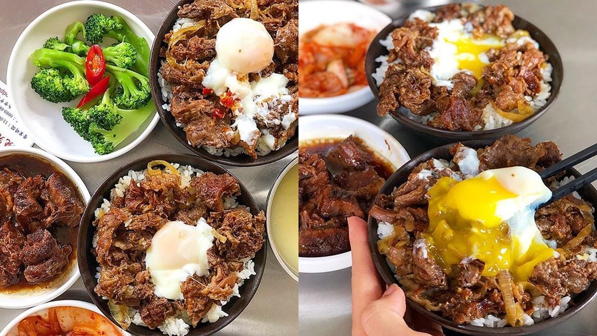 燒究牛肉飯專賣店|台南|什麼!!牛肉飯不用100也能吃的到!!