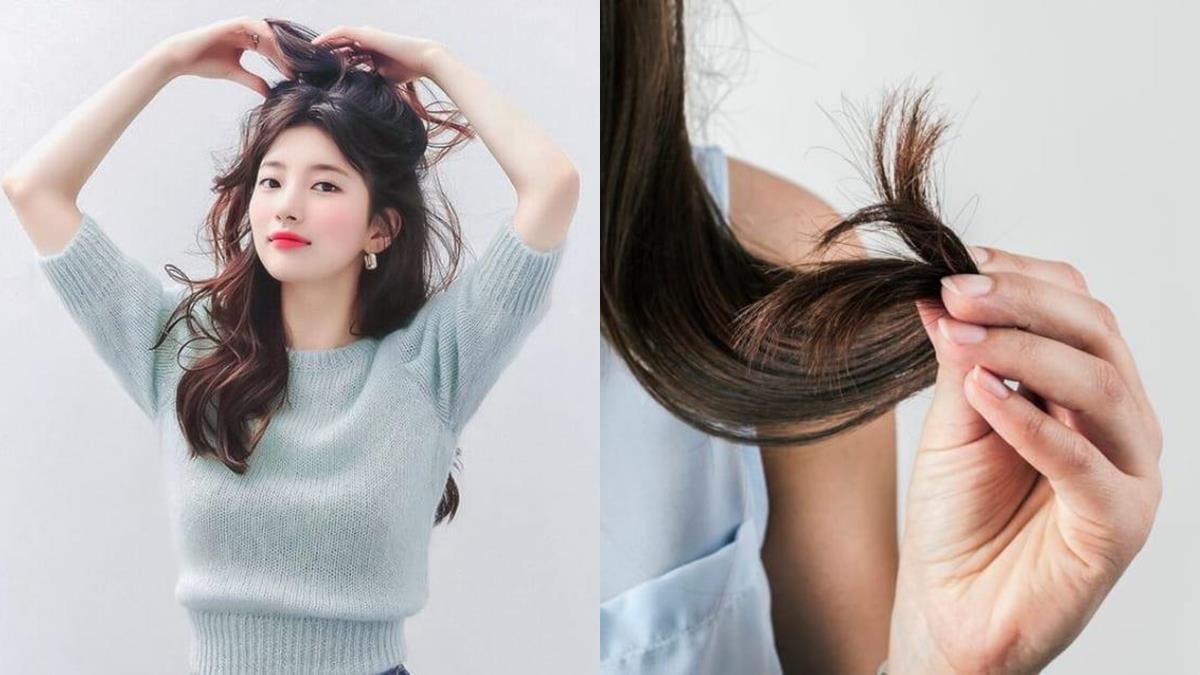 頭髮真的會越洗越少?!專家5Tips「髮質健康」黑溜溜,定期剪頭髮是關鍵!