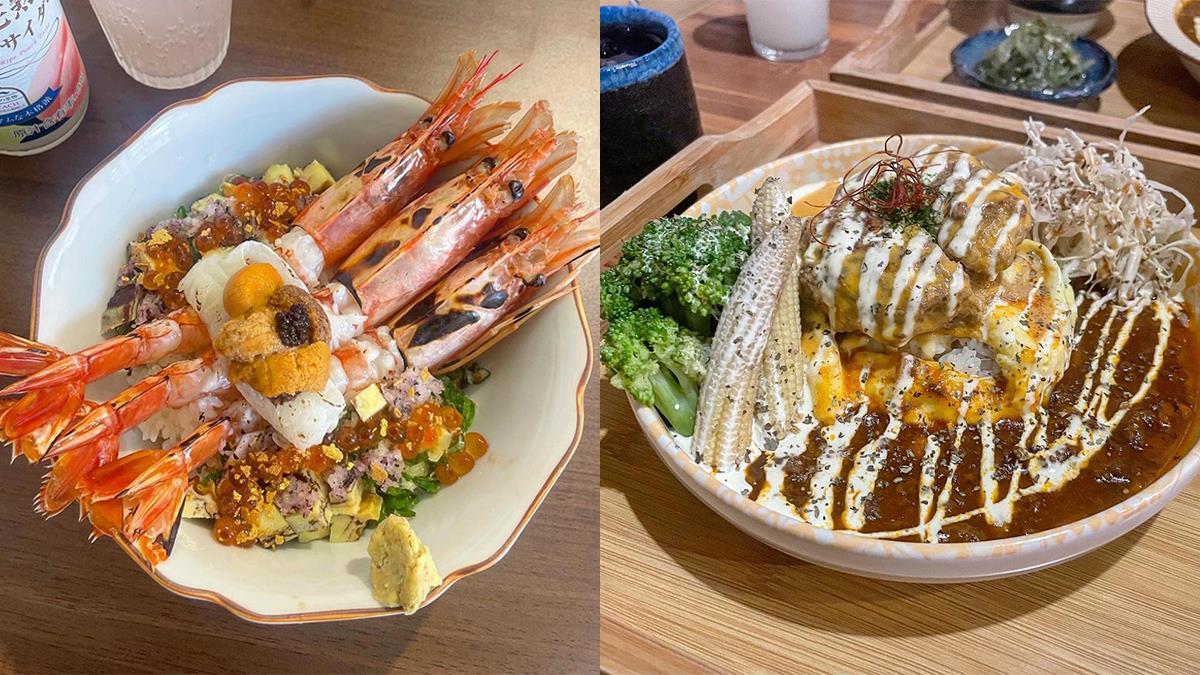 天使紅蝦比碗大!台南「份量感美食餐廳」TOP3,帶男友去不怕他們吃不飽~