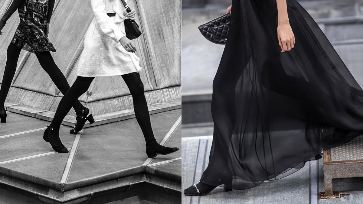 Chanel「百搭包鞋」小資女超好入手!精選10雙OL上班約會都能穿,出席各種場合都超百搭!