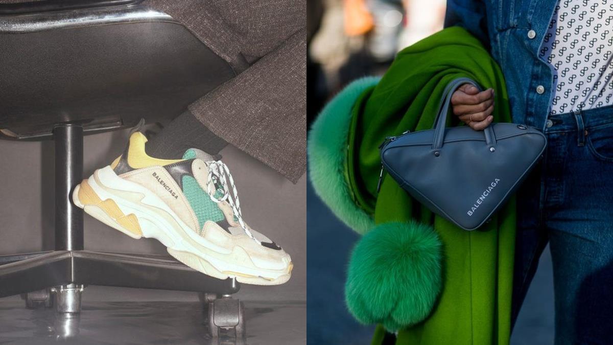 Balenciaga不靠老爹鞋和機車包照樣賣翻!2021靠10招繼續紅下去,他曾是Louis Vuitton創意總監!