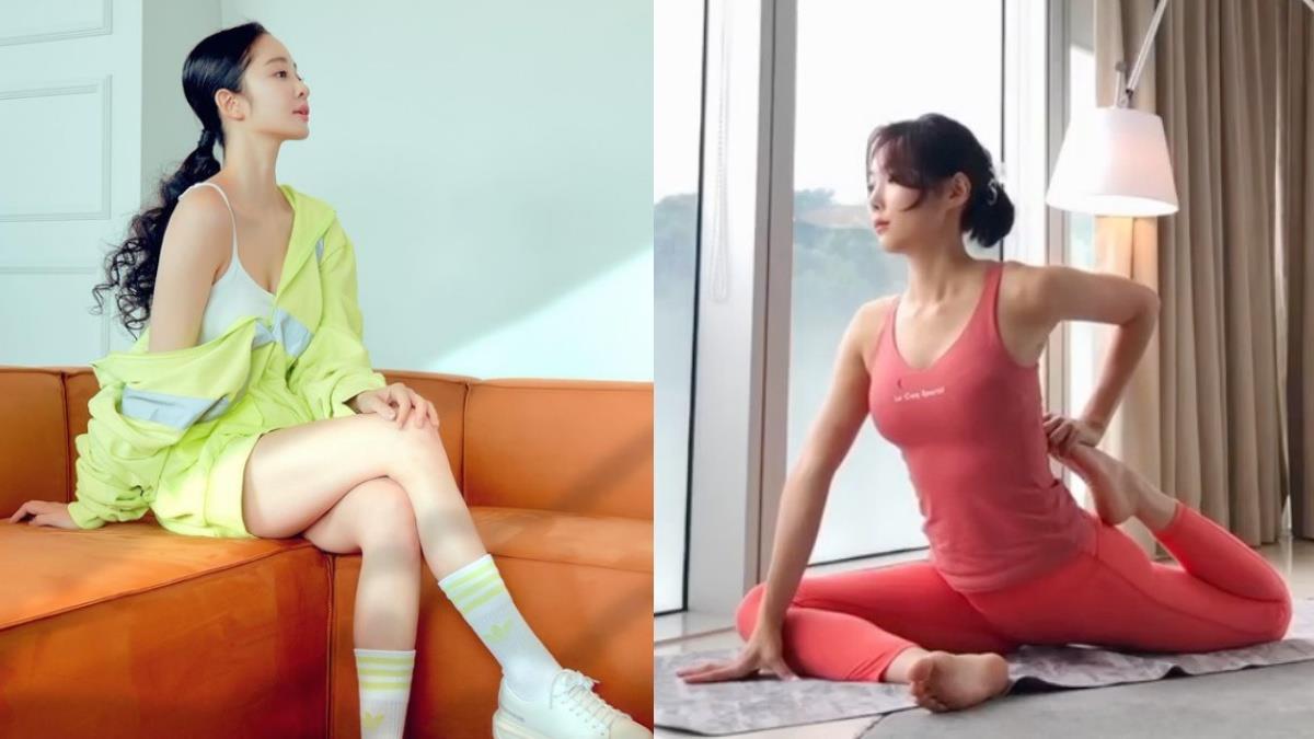 輕鬆複製出女團美腿!教練親授5個「矯正腿型」伸展動作,慣性翹二郎腿的女孩,千萬別錯過!