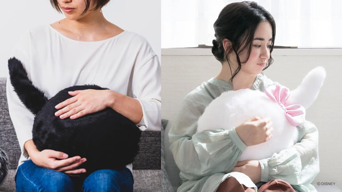 養隻不用吃罐罐的主子♥日本「機械貓屁屁抱枕」超Q超欠抱,尾巴居然跟真貓一樣會隨心情擺動~