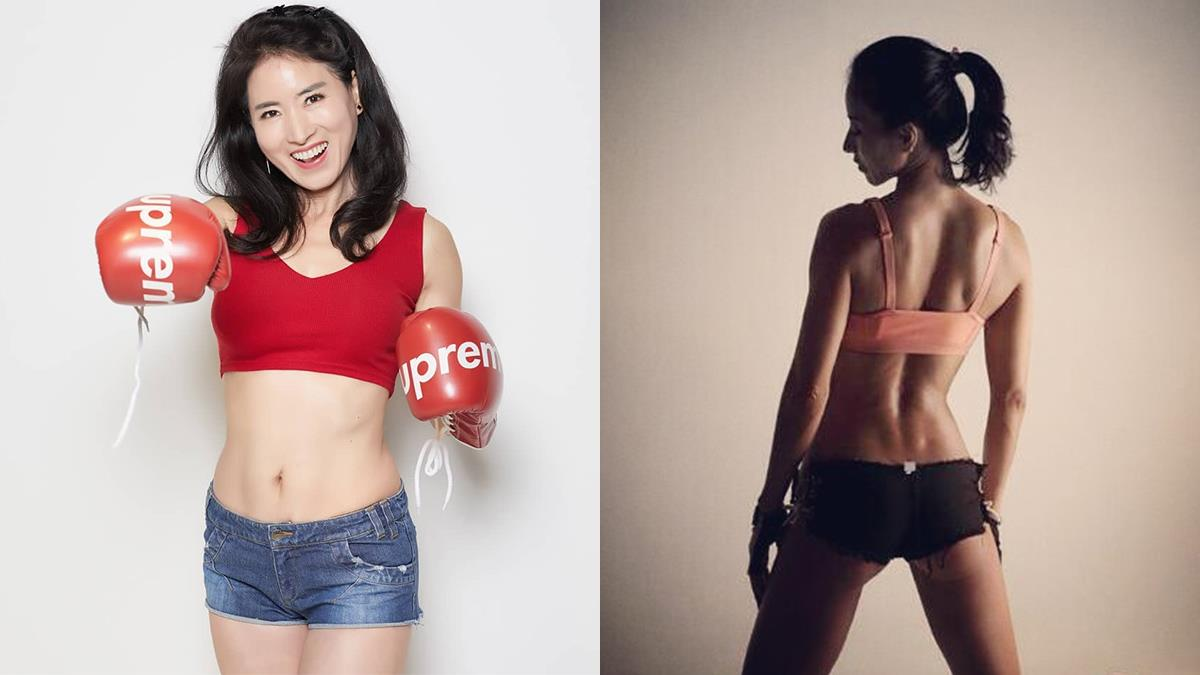 59歲韓國大媽變火辣女神!網友問爆的運動菜單公開,2周內從XL速速瘦到S號