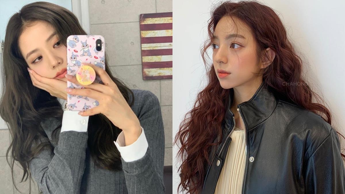 年末換新氣象招桃花!5款超減齡「捲髮髮型範本」韓星也在燙,俏皮Jelly燙根本像洋娃娃!