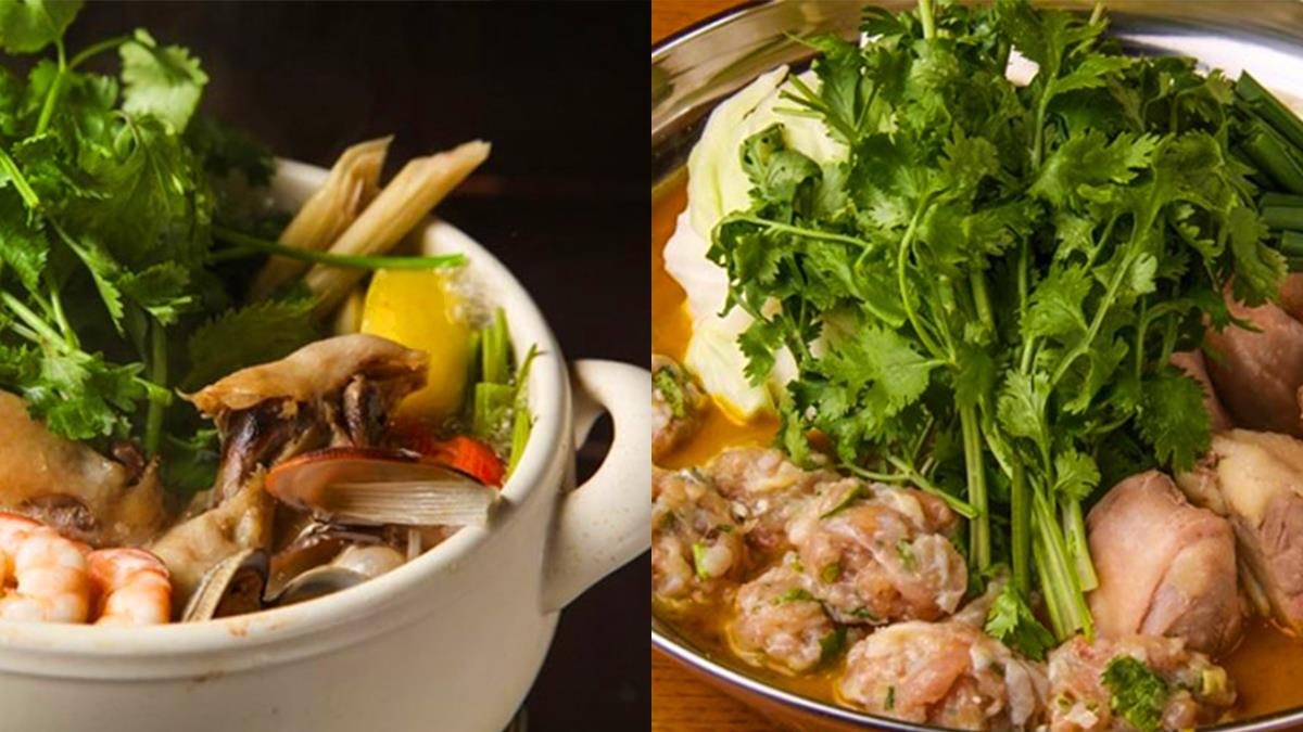 「香菜火鍋」會在今年冬天蔚為風潮?排毒美肌大受日本女性歡迎