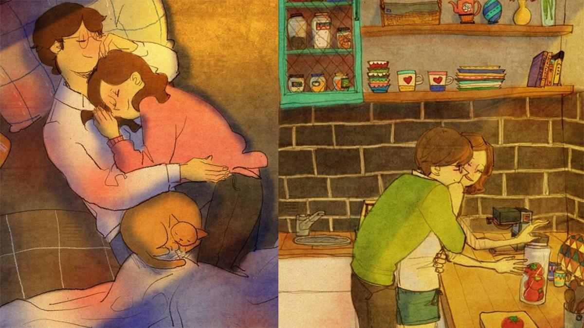 就是給男友的作業啊!學姜哲用「戀愛手冊」讓女生開心的7件甜密舉動