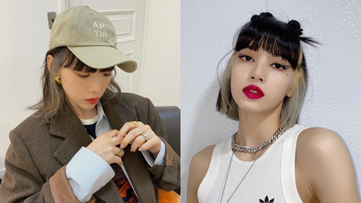 太妍、LISA都在染~日韓最夯「耳圈內刷染」個性女孩必試,撩髮瞬間美到爆!