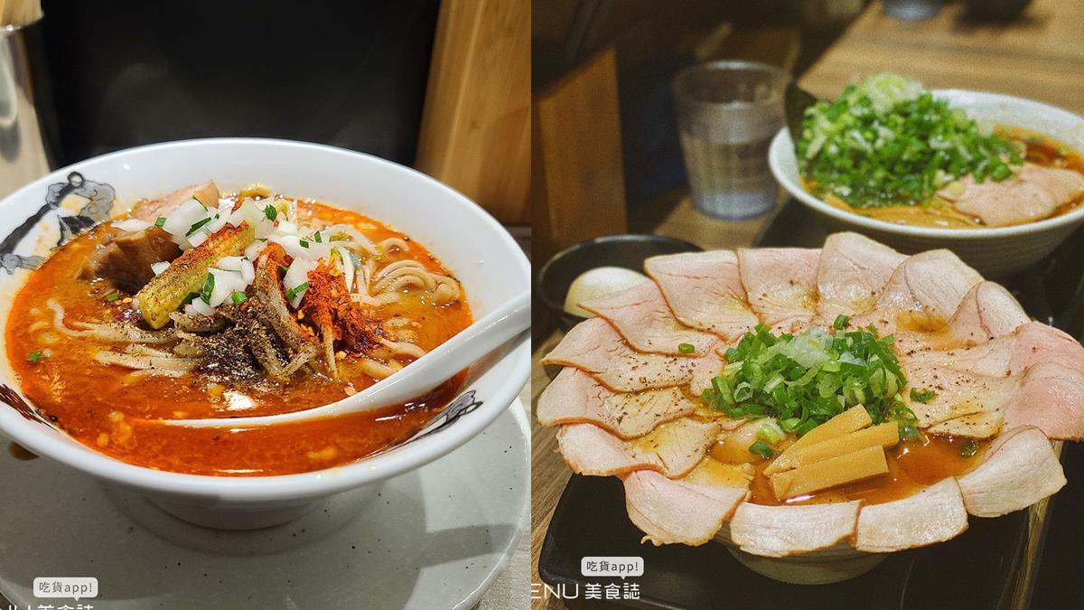 醇香雞湯只想喝到見底!「台北8家人氣拉麵」集合,舒肥叉燒╳清爽湯頭造就拉麵新口感!