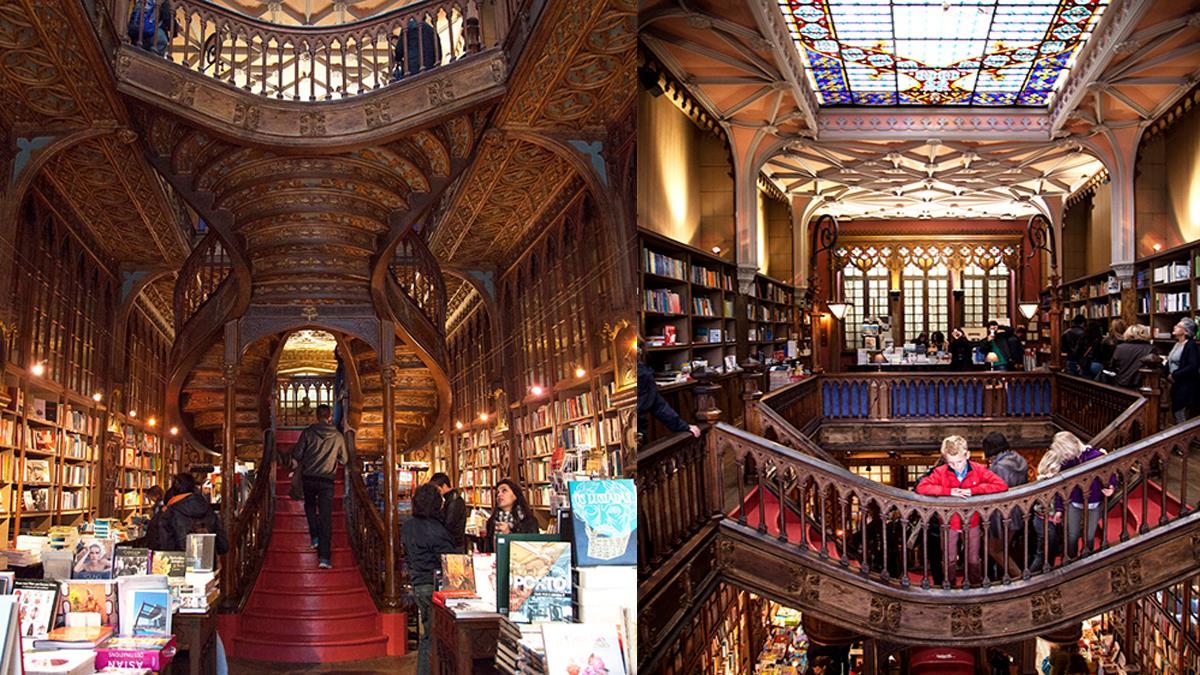 曾經啟發JK羅琳寫作靈感!「哈利波特的圖書館」根本真實版霍格華茲,說是神作的原點也不為過~