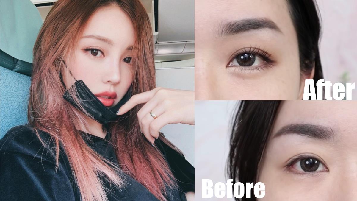 隔著口罩也能電翻人!簡單5步驟打造「心機零妝感」大眼妝:關鍵在眼窩的深邃感!