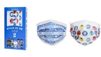 精緻到捨不得戴!哆啦A夢電影聯名推出9款醫療口罩,首波3款開賣時間、資訊公開!