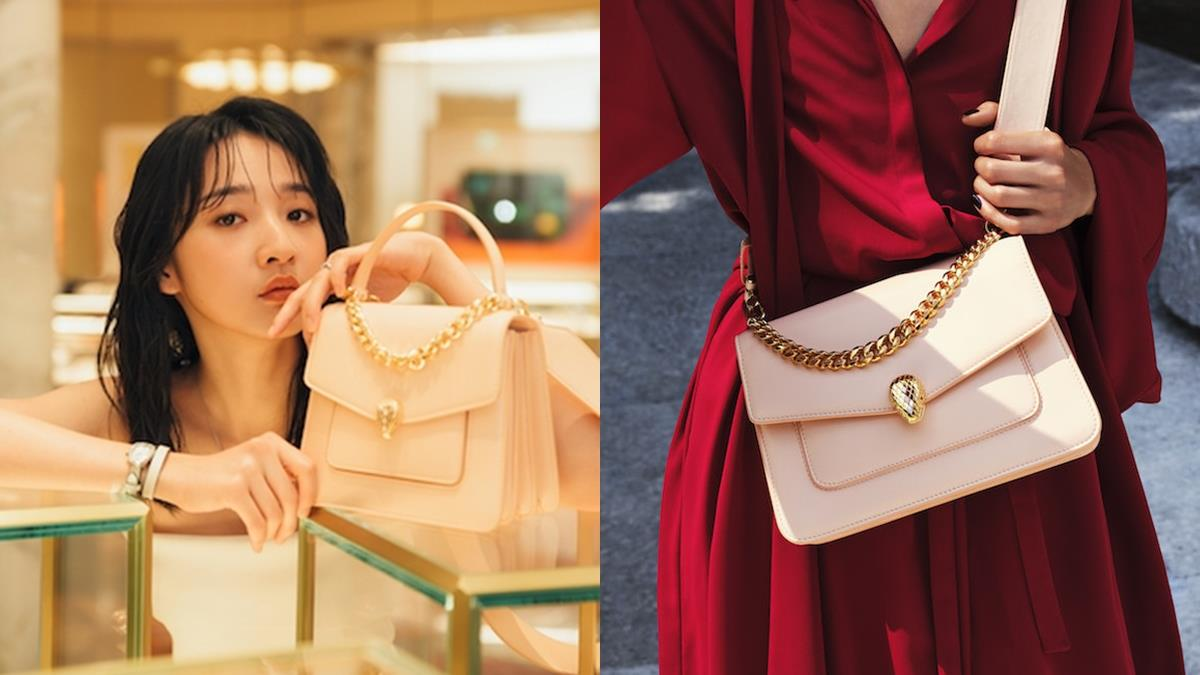 Pantone色不跟上怎麼行?2021「蛇頭包」推絕美新色,一包上手晉升時尚界女神!
