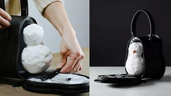 把冬季浪漫定格!日本超狂「雪人專用收納包」追雪必備,用盡最新科技終於讓雪人保鮮不融化!