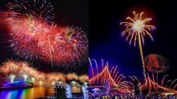 23場絕美高空煙火!「2021澎湖海上花火節」時間&地點公開,聲光視覺雙重享受,這幾天去最剛好~