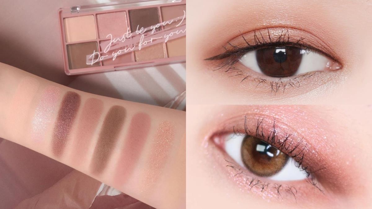 手殘族也能化出乾淨漸層!化妝師公開「眼妝暈染4大誤區」,眼妝乾淨關鍵:暈染方向!