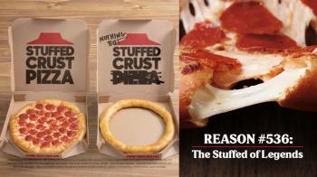 義大利人真的笑不出來!必勝客「無餡料芝心餅皮」限地販售中,已經搞不清是披薩還是甜甜圈了啦!