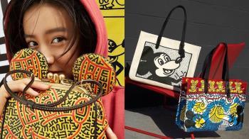 小資女孩也能擁有天價包!COACH包最強聯名「限量上架」,米奇鍊帶包新年必背!