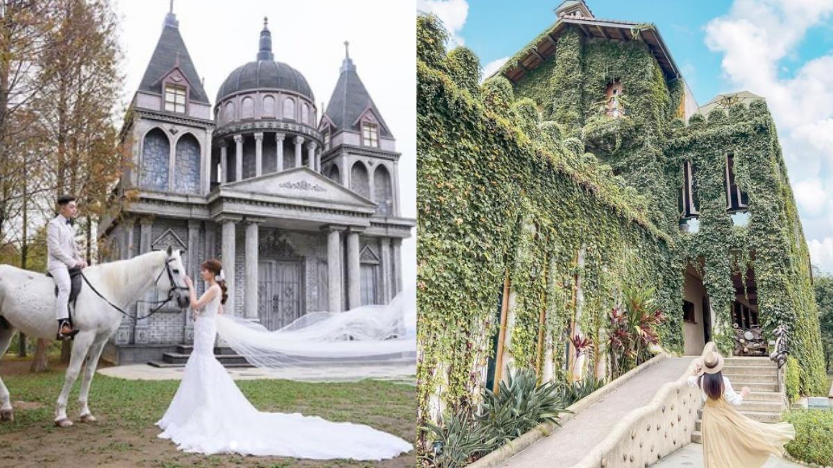 全台城堡最多縣市抵家!精選「苗栗絕美城堡景點」,好拍好玩還能一秒變成歐洲貴族公主