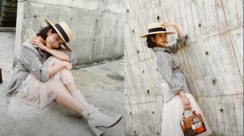 拍出逆天長腿其實不難!掌握3個拍照「pose小秘訣」,你也可以拍出時尚大片~