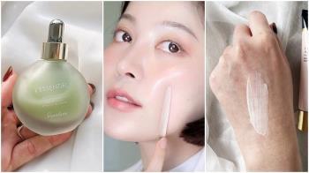 Dcard、PTT狂讚!秋冬必收的5個「保濕妝前乳」選手:單純素顏擦就能自帶美肌光!