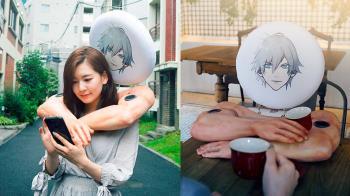 媽這是我新交的男友!日本推出「暖男抱抱立體音響喇叭」,單身也能有被溫暖擁抱的港覺♥