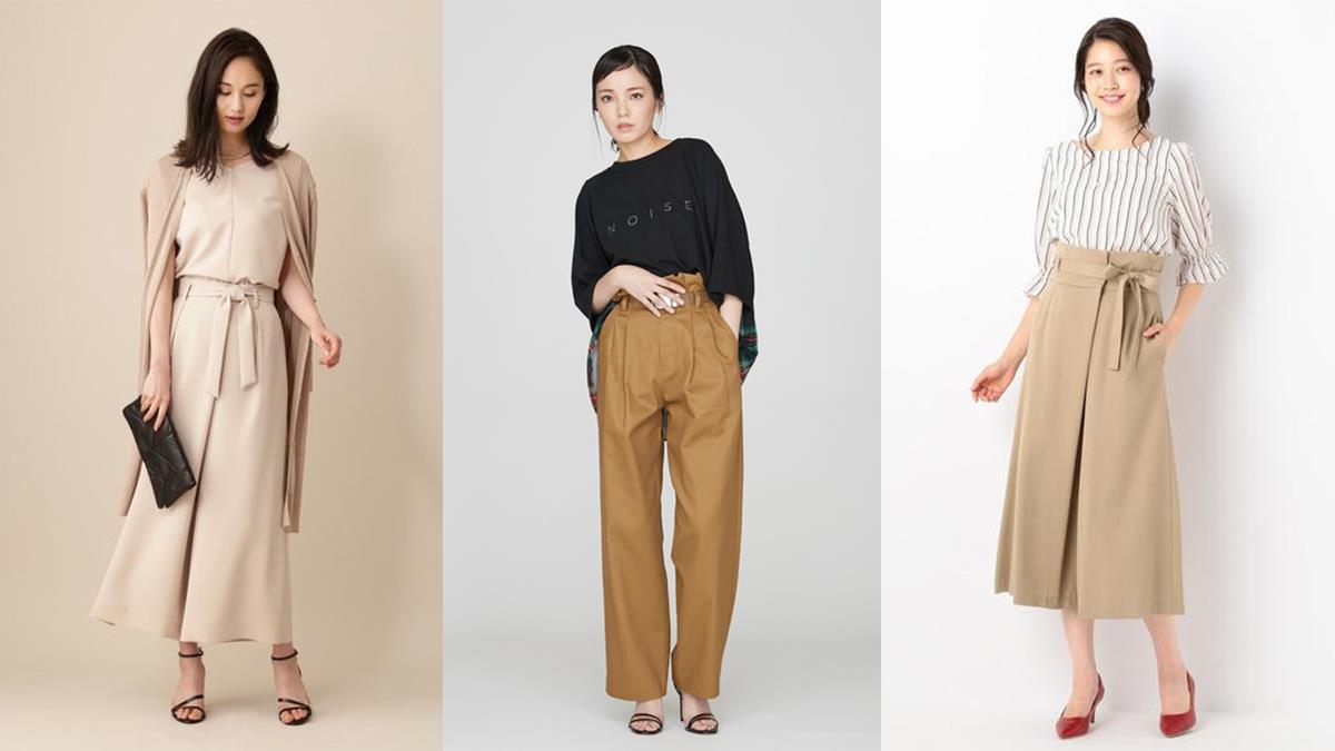 打造逆天長腿超Easy☆任何身材都適合的「寬褲穿搭術」15選,不只拉長比例還能遮肉肉腿啊!