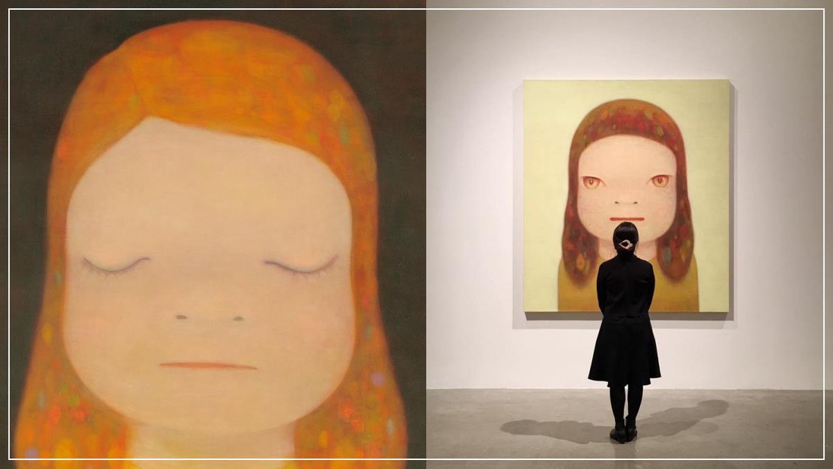 全世界最紅的厭世小女孩來惹!國際大師「奈良美智」新作特展登台,選台灣全因「10年來的感謝」!
