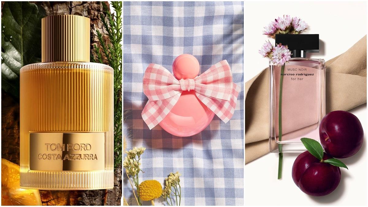 用香氣增加好人緣~春夏5款精品香水推薦,還沒噴「瓶身」就已經贏了!