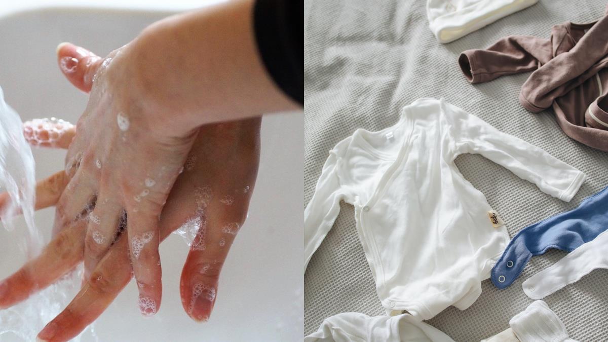 衣服脫下母湯丟床上!醫師分享居家防疫小撇步:回家必做3件事、連手機也要勤消毒!