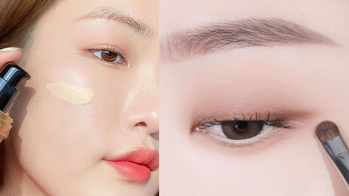 偽素顏最高境界!新手必學10大「日常淡妝」實用技巧,卡粉還是眼妝有髒感都可以解決