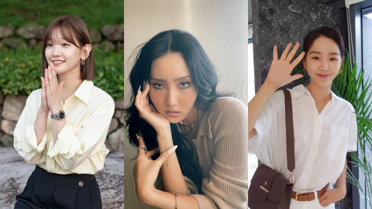 《哲仁》中殿也榜上有名!韓國女藝人「第二眼美女」前五名公開,在實力面前嬌豔外表才不是重點~