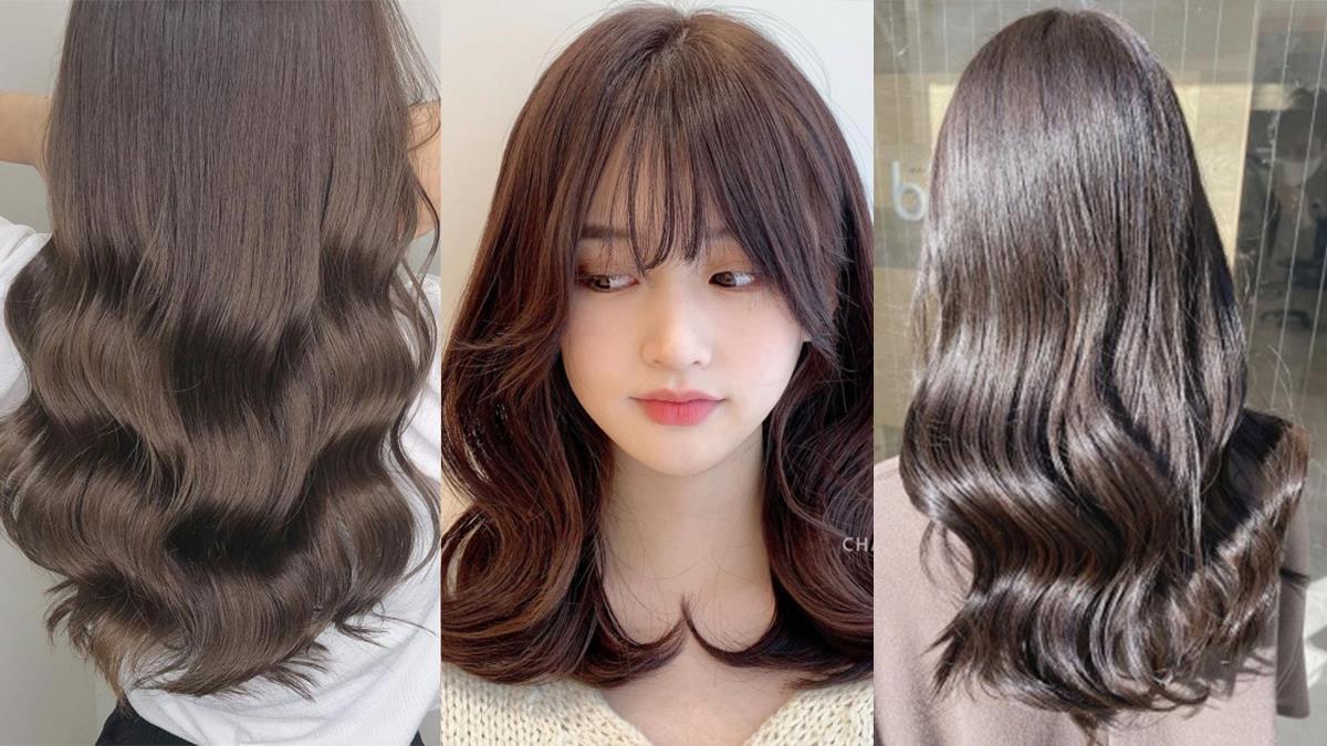 選一杯你的命定特調!5款百搭「咖啡系髮色」顯白不挑膚,摩卡、拿鐵加了乳色調更有質感~