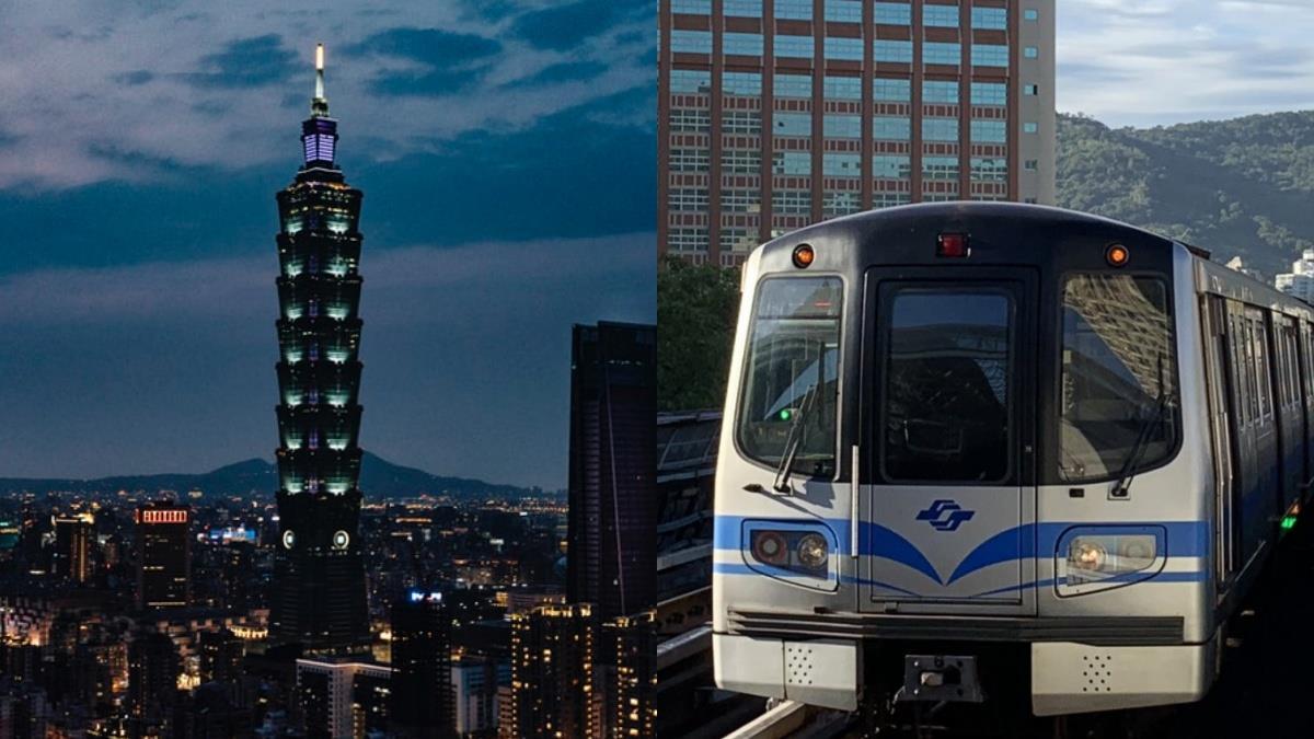 光看101就能知道今天星期幾?道地台北人也不知道的「6大都市傳說」,午夜後竟還有神秘末班捷運!
