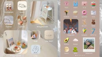 iPhone時尚主畫面設計集!圖片&背景分享APP&官方網站推薦