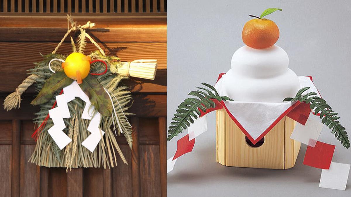 台灣貼春聯、日本瘋年糕?那些日本過年定番的傳統擺設:常見的竹子&稻草繩原來都有祈福意義!