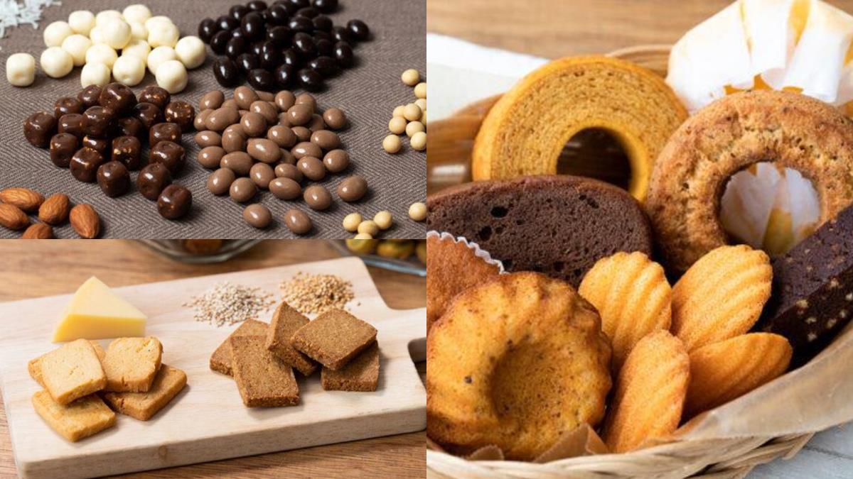 無印良品減醣零食 吃甜點也可以減肥!