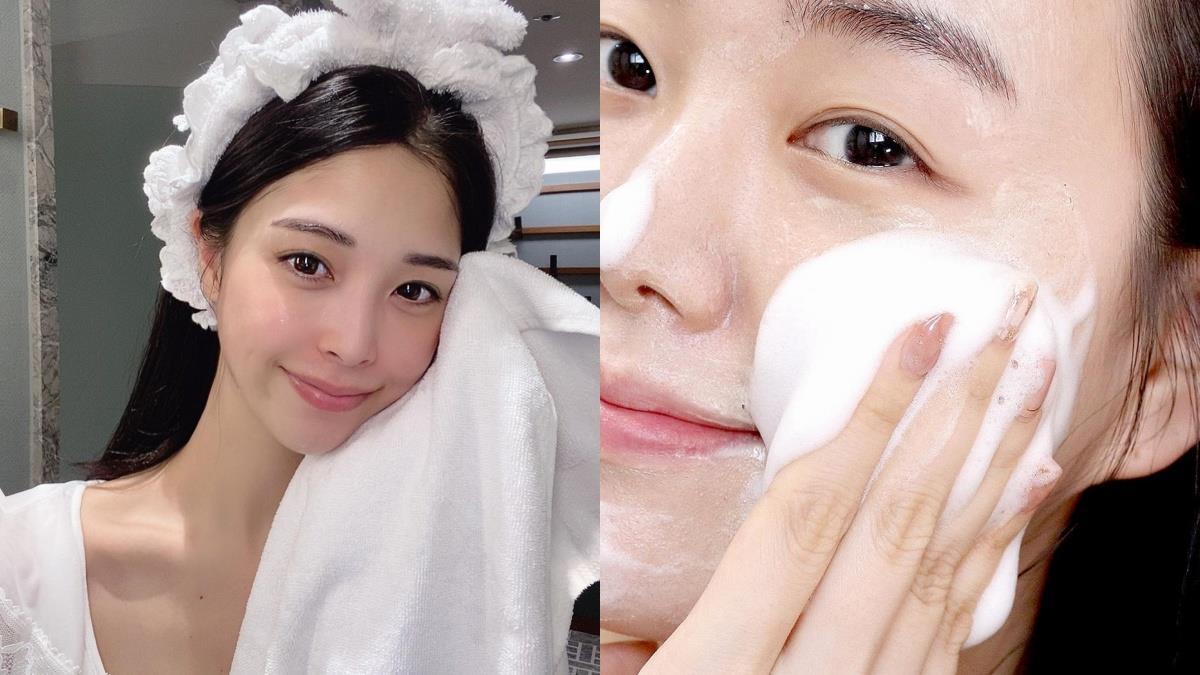 新年打牌也要頂著寶寶肌!皮膚科醫生「正確洗臉方式&迷思」公開,洗對臉才可以避免肌膚屏障受損