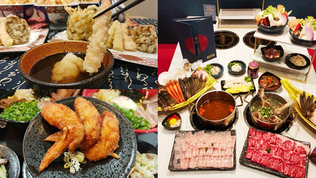 南部獨家4家超強餐廳進駐高雄!博多天麩羅山海、雞三和、東京油組総漢神巨蛋就能吃到