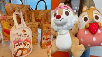 不用找國外代購!台灣首家「獨家迪士尼文具旗艦店」開幕啦,限定米奇保冷袋、免費口罩套必收!
