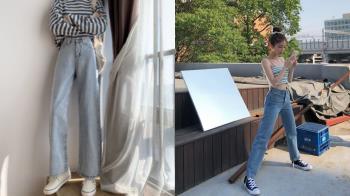 怎麼穿都超顯瘦?3個「寬褲迷思」你中幾標,NG組合顯瘦不成還變矮!