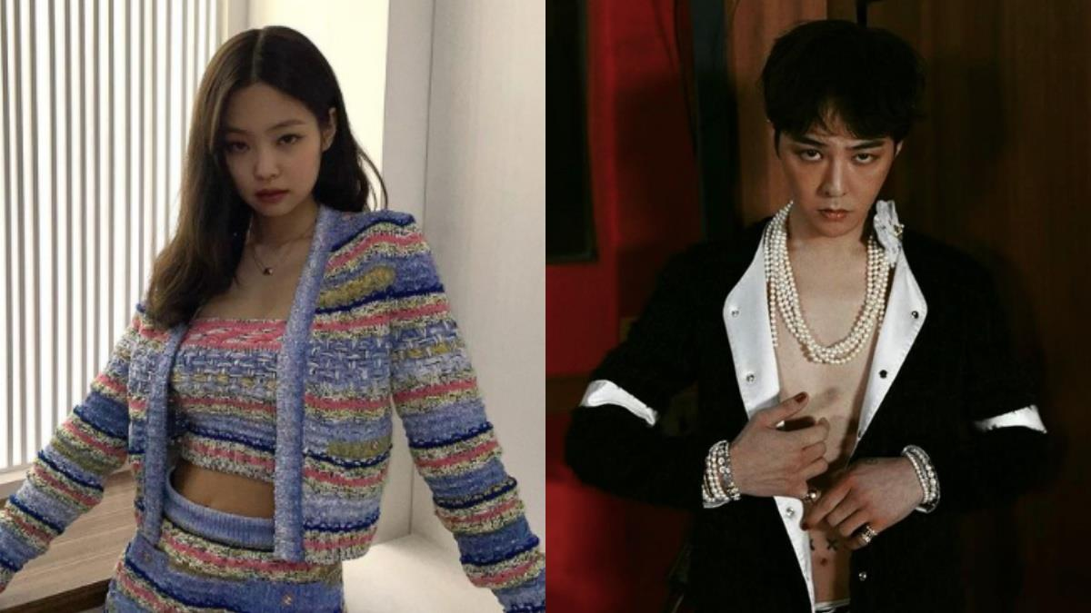 在家中偷偷約會1年?!韓國最強狗仔「公開GD熱戀Jennie」證據,2人在一起早已不是秘密?