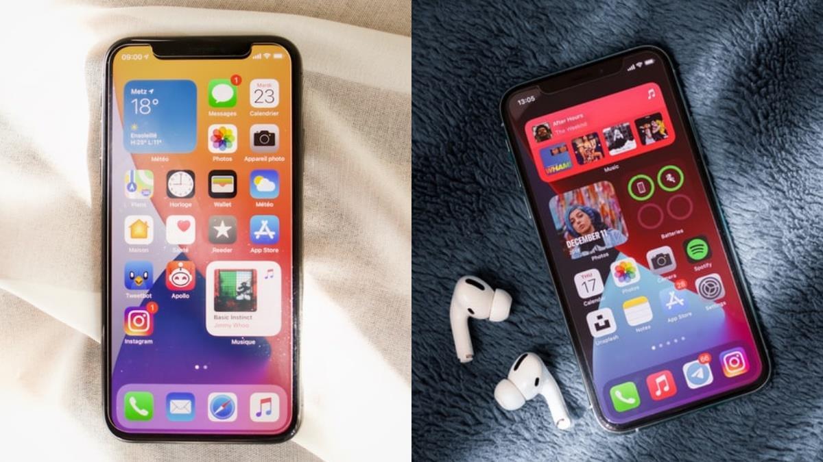 用手敲敲背面就能截圖!iOS14超方便「5大新小工具」學會沒:自拍自動反轉、耳機報電量必學!