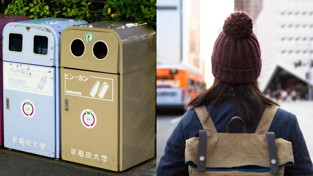 毛帽上的毛球不只是裝飾?!【2大生活冷知識】:回收桶內明明沒分隔,為什麼要開兩個洞口?
