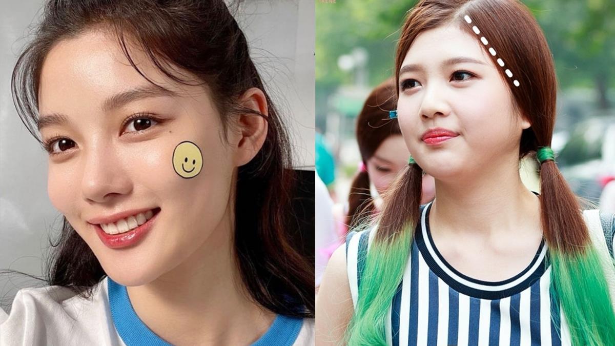 髮際線一改顏值飆升!韓星改變髮際線變超美,宣美處理美人尖臉型更順暢!