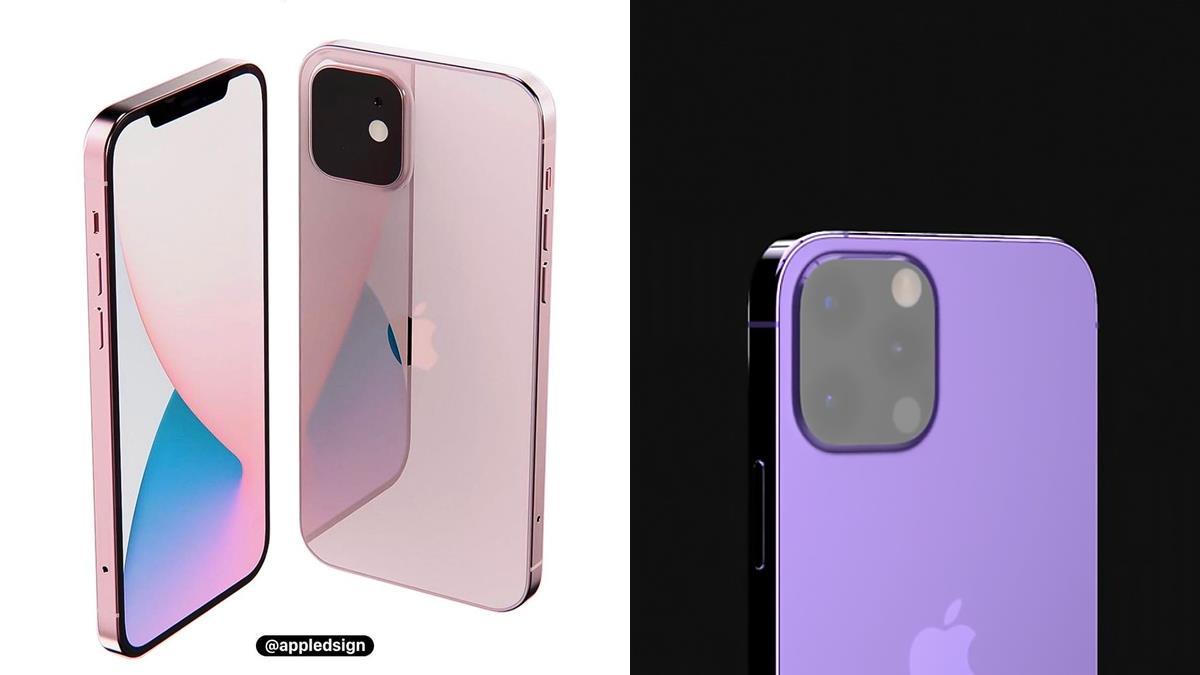 「夢幻桔梗紫」唯美上天!iPhone 13「3大亮點曝光」一次看:瀏海縮小、充電孔將消失?!