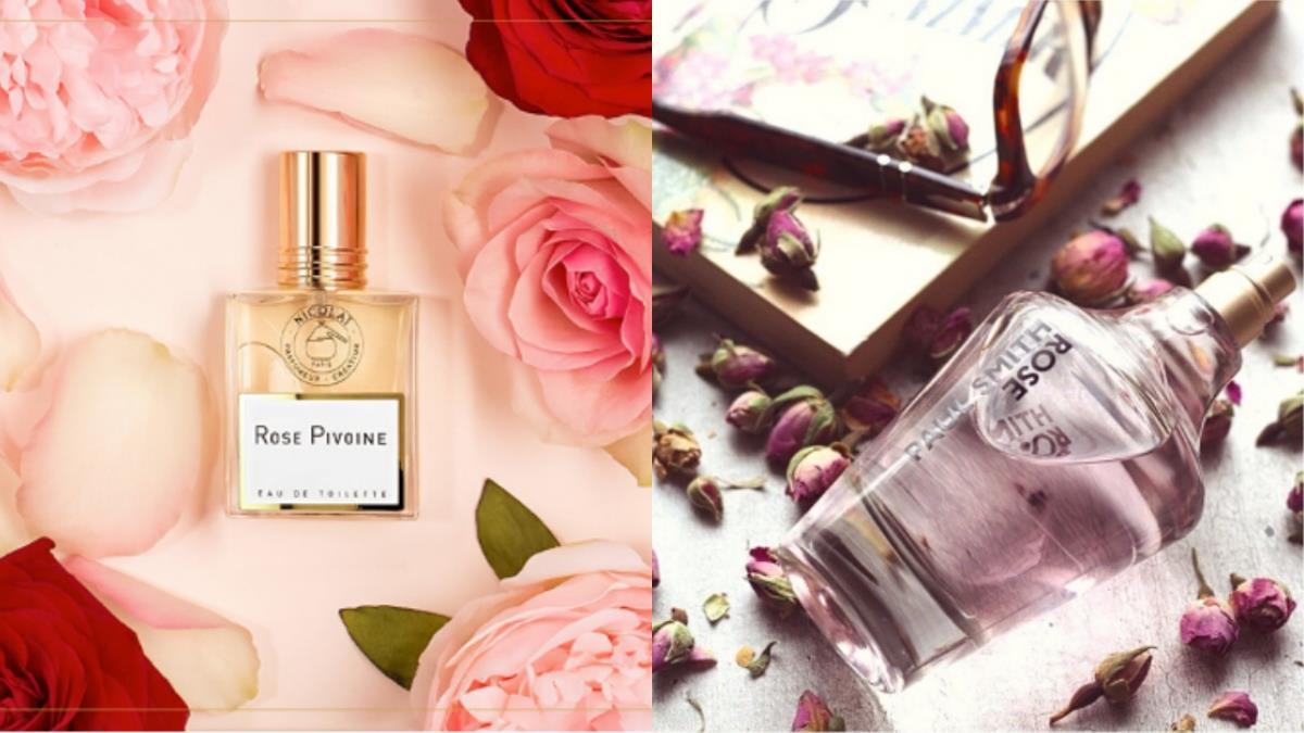 無時無刻都能有少女體香!5款平價玫瑰香水推薦,連疊擦、混香也不怕出錯!