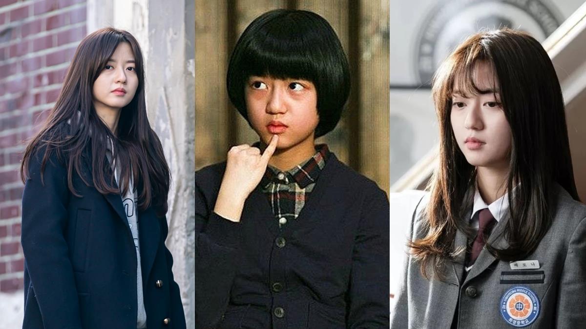 小時了了,長大更美!4位韓國高顏值一路到大的童星,《上流戰爭2》金賢秀全身都是精湛演技!