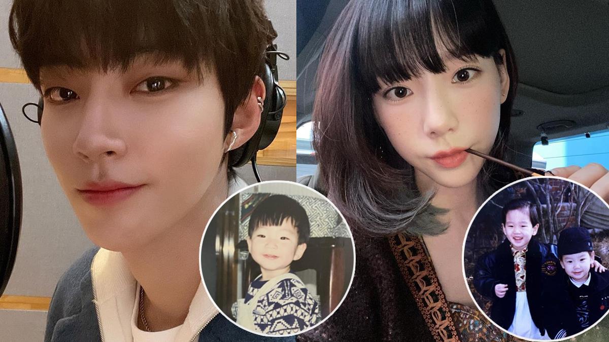 朴敘俊根本吃可愛長大!特搜5位韓星的「童年照」,《女神降臨》黃寅燁從小就帥到讓人姨母笑♥